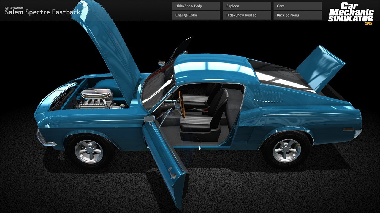 Car Mechanic Simulator 2015 - Trader Pack DLC | Windows Mac Steam ...