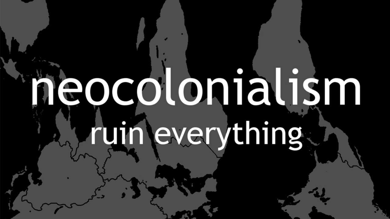 neocolonialism and its effects Nber program(s):development of the american economy in this paper we evaluate the impact of colonialism on development in sub-saharan africa in the world context, colonialism had very heterogeneous effects, operating through many mechanisms, sometimes encouraging development sometimes retarding it.