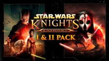 Deals on Star Wars: Knights Of The Old Republic I & II Pack for PC