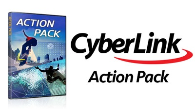 Action Pack for CyberLink PowerDirector & CyberLink ActionDirector