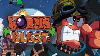 Worms_Blast
