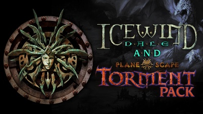 Icewind Dale+Planescape Torment Pack for PC [Digital Download]