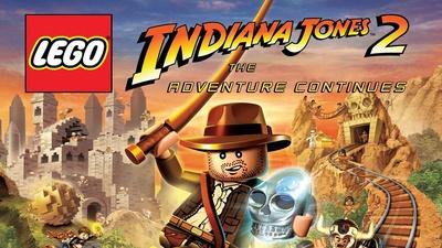 LEGO® Indiana Jones 2 The Adventure Continues