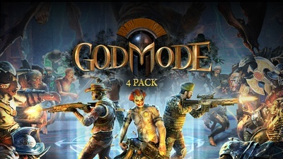 God Mode 4-Pack