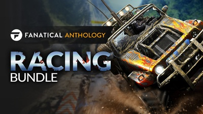 Fanatical Anthology 15-Game Racing Bundle for PC [Download]