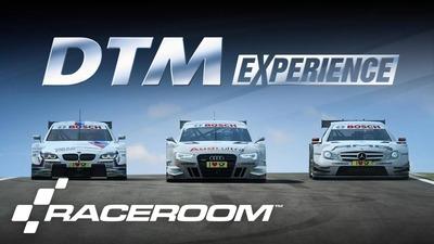 RaceRoom DTM Experience 2013 DLC