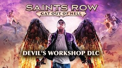 Saint's Row Gat Out of Hell Devil's Workshop Pack DLC