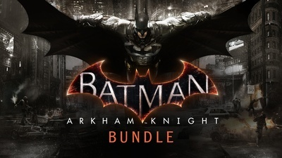 Batman: Arkham Knight Bundle