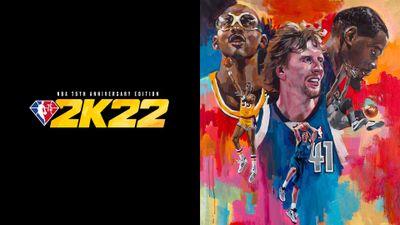 NBA 2K22: NBA 75th Anniversary Edition