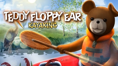 Teddy_Floppy_Ear__Kayaking