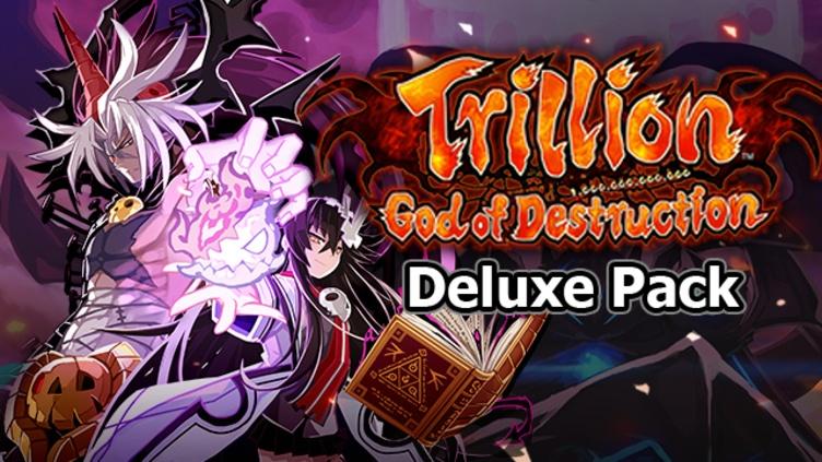 Trillion: God of Destruction - Deluxe Pack DLC фото