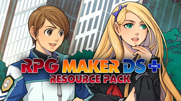 RPG Maker: DS+ Resource Pack DLC фото
