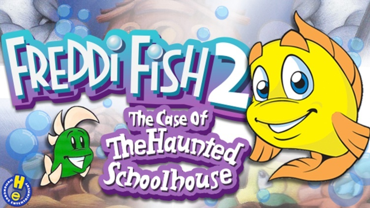Freddi Fish 2: The Case of the Haunted Schoolhouse фото
