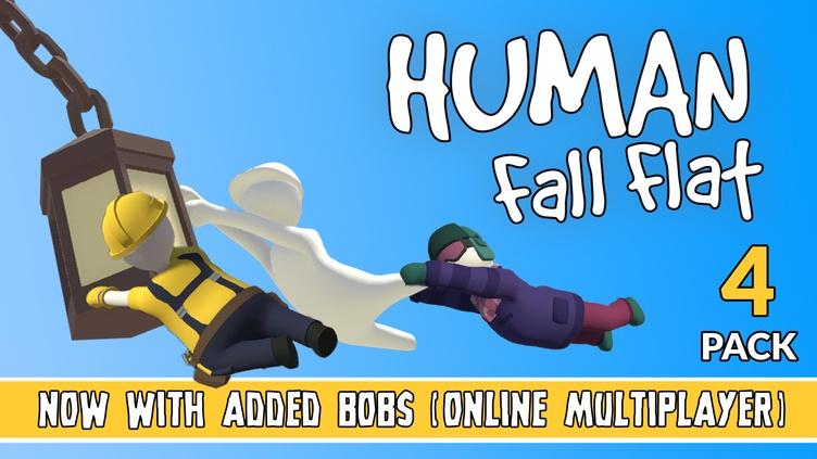Human: Fall Flat 4 Pack