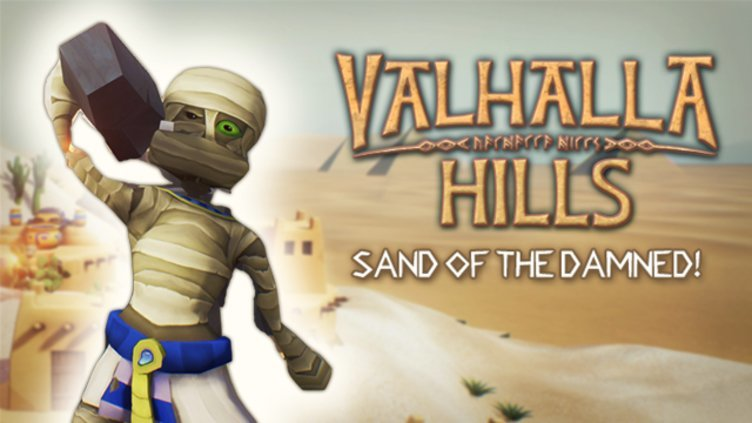 Valhalla Hills: Sand of the Damned DLC фото