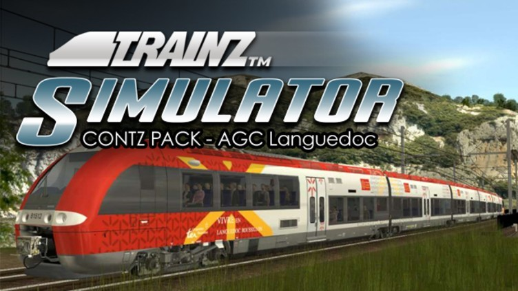 Trainz Simulator DLC: SNCF - AGC Languedoc DLC фото