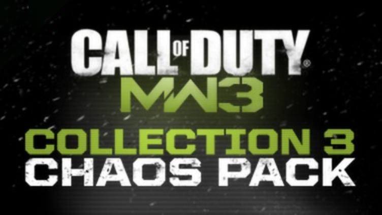 Call of Duty: Modern Warfare 3 Collection 3: Chaos Pack DLC фото