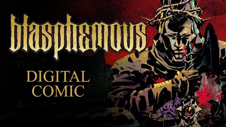 Blasphemous - Digital Comic фото