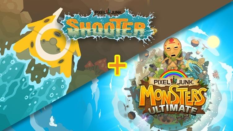 PixelJunk™ Monsters Ultimate + Shooter Bundle фото