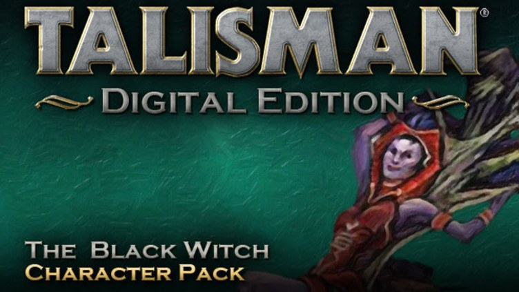Talisman - Character Pack #7 - Black Witch фото