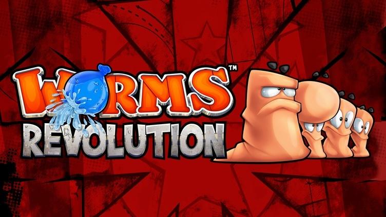 Worms Revolution фото