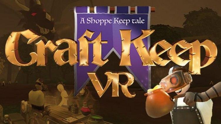 Craft Keep VR фото