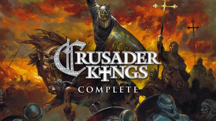 Crusader Kings Complete фото