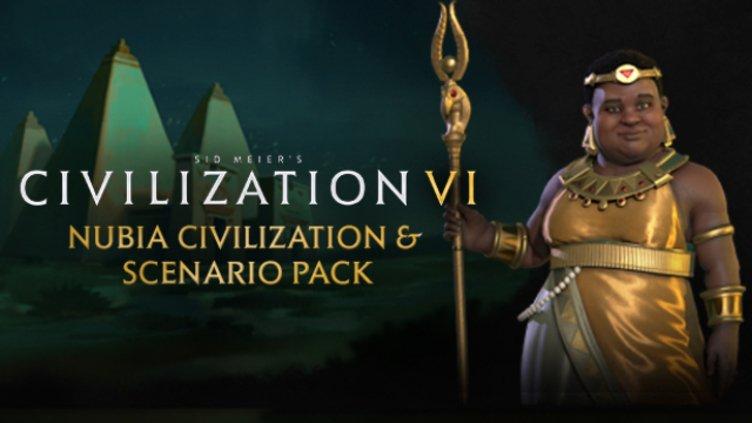 Sid Meiers Civilization VI: Nubia Civilization & Scenario Pack DLC