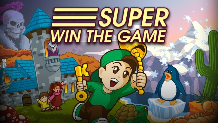Super Win the Game Minor Key Games