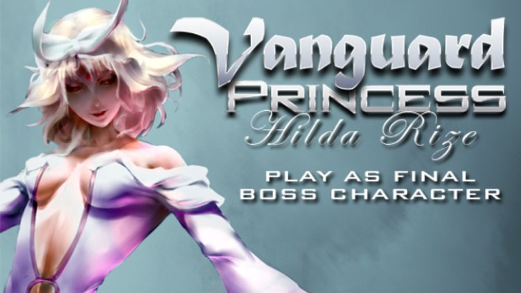 Vanguard Princess Hilda Rize DLC фото