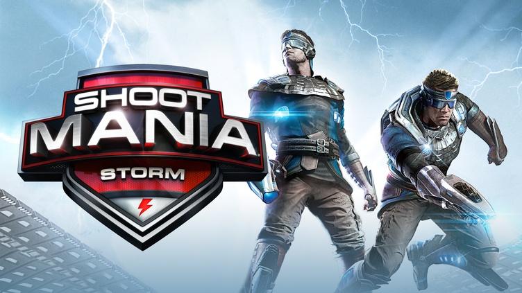 ShootMania Storm фото
