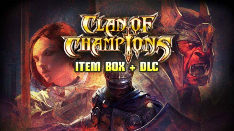 Clan of Champions - Item Box + DLC фото