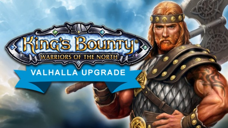 King's Bounty Warriors of the North: Valhalla Upgrade DLC фото
