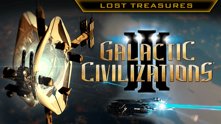 Galactic Civilizations III - Lost Treasures DLC фото