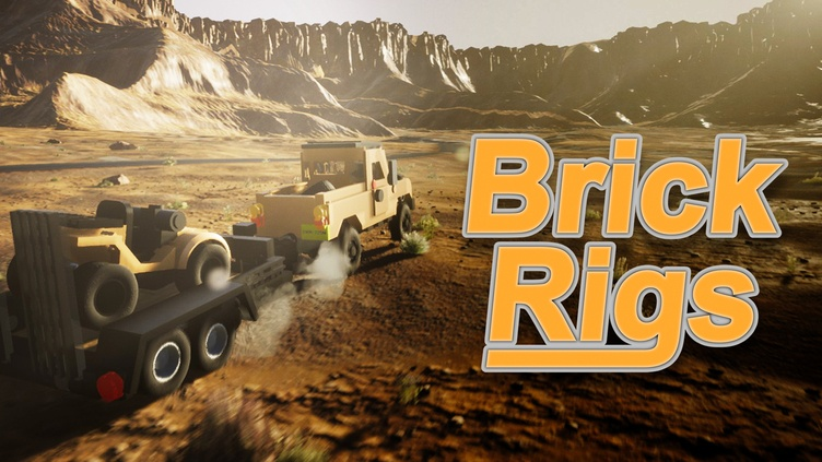 Brick Rigs фото
