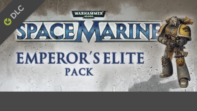 Warhammer 40,000: Space Marine - Emperor's Elite Pack DLC фото