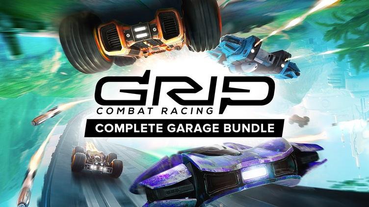 GRIP Combat Racing + Complete Garage Bundle