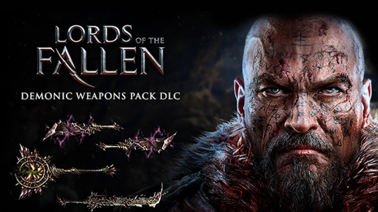 Lords of the Fallen - Demonic Weapon Pack DLC фото