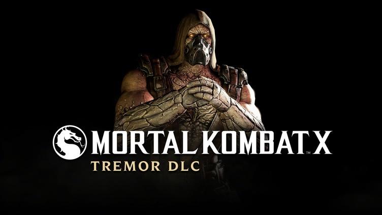 Mortal Kombat X: Tremor DLC