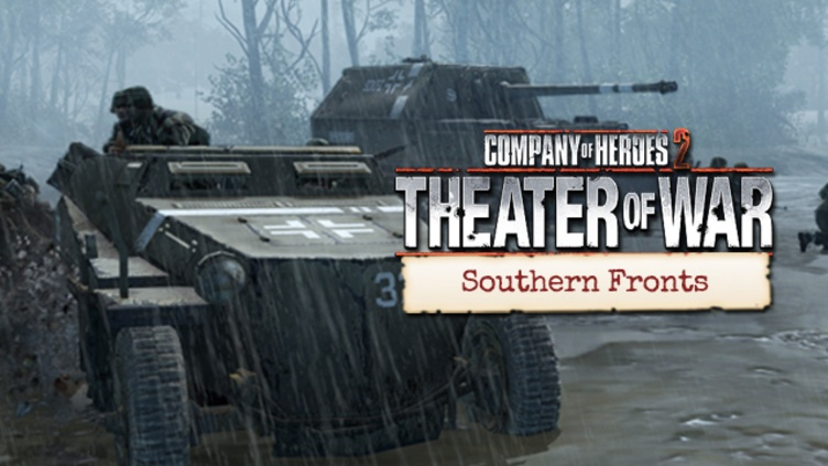 Company of Heroes 2 - Southern Fronts Mission Pack DLC фото