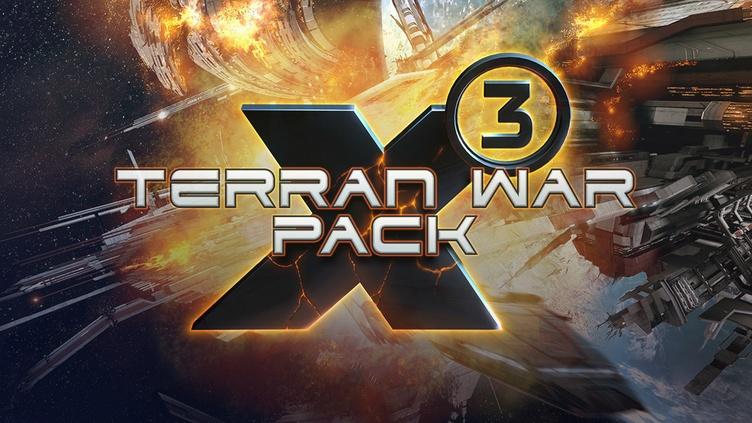X3 Terran War Pack фото
