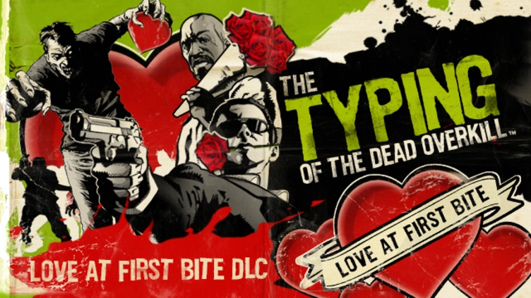 Typing of the Dead: Overkill - Love at First Bite DLC фото