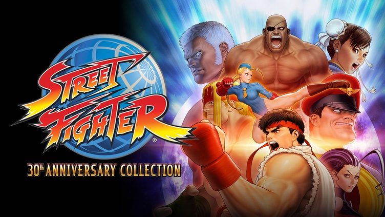 Street Fighter 30th Anniversary Collection - Trailer de Lançamento