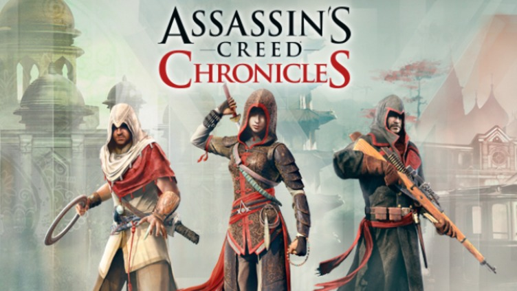 Assassin's Creed Chronicles Trilogy фото