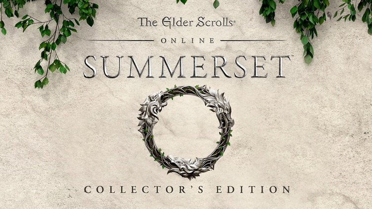 The Elder Scrolls Online: Summerset Digital Collector's Edition фото