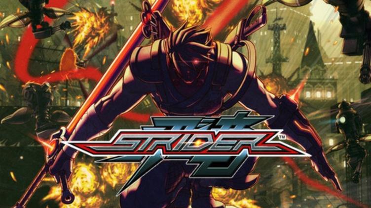 STRIDER™ / ストライダー飛竜® фото