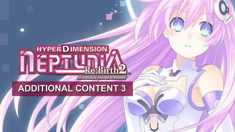 Hyperdimension Neptunia Re;Birth2 Additional Content Pack 3 DLC фото