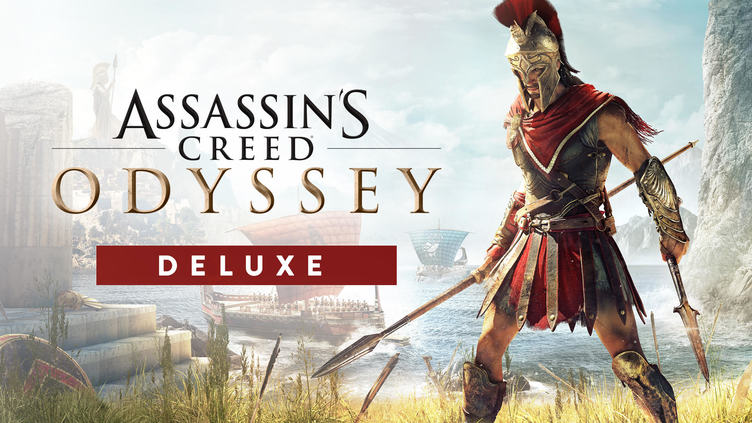 Assassin's Creed Odyssey: Deluxe Edition фото