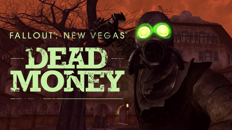 Fallout New Vegas: Dead Money DLC фото