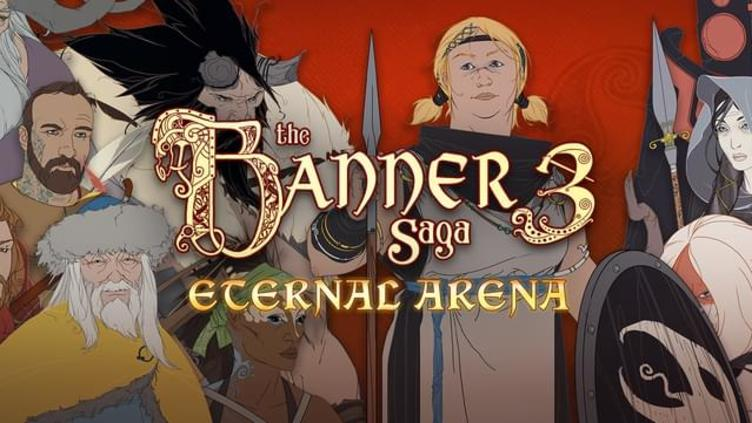 The Banner Saga 3 - Eternal Arena фото